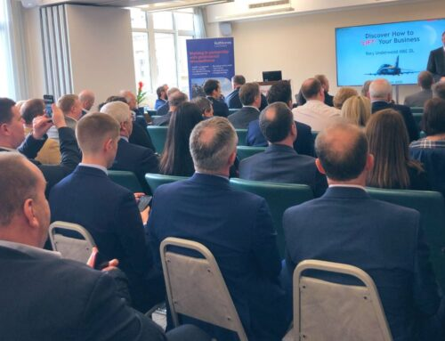 IoD Barriers to Business Growth Lunch